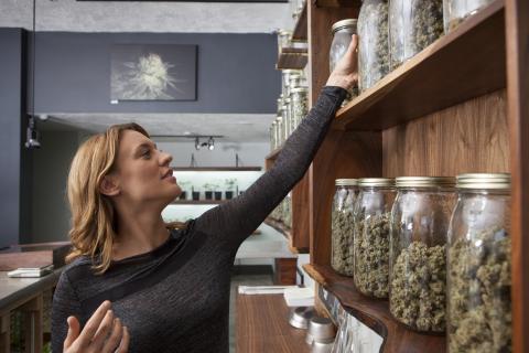 UNO erkennt medizinischen Nutzen von Cannabis an