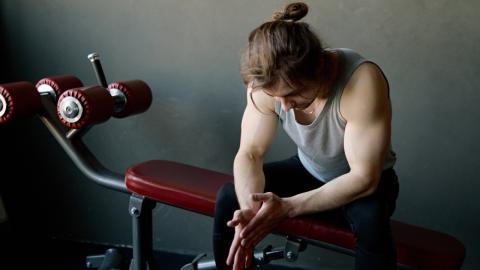 27 Kilo weniger: Bodybuilder verliert wegen Covid-19 all seine Muskeln