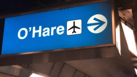 Aus Angst vor Covid: Mann lebt drei Monate am Flughafen