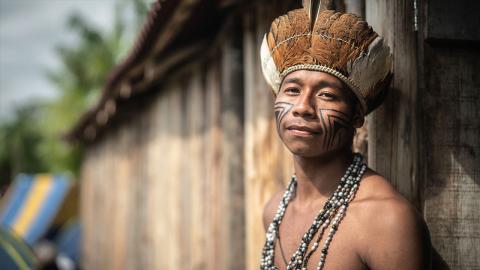 Amazonas-Stamm mit besonderen Jagdtechniken: Sogar ihre Füße haben sich an die Affenjagd angepasst