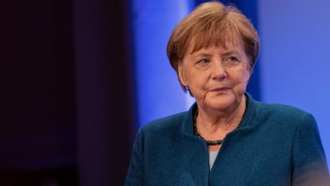 Merkel: Nach Corona neue globale Weltordnung