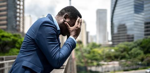 Depressionen bei Männern verändern das Gehirn