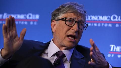 """""""Ich habe die Pandemie vorausgesehen"""": Bill Gates rät dringlich zu fleischloser Ernährung"""