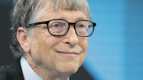 Coronavirus: WHO-Geldgeber Bill Gates pocht auf dritte Impfdosis