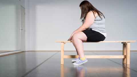 Teenager ist stark übergewichtig: Als sie abnimmt, verändert sie sich mehr als nur äußerlich