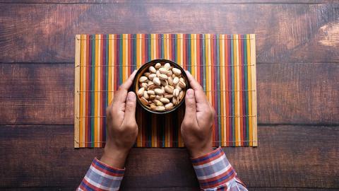 """""""Grünes Gold"""" für den Sport: Deshalb solltet ihr jeden Tag Pistazien essen"""