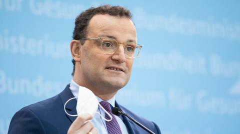 Sputnik V: Spahn handelt bilateralen Vertrag ohne Europa aus