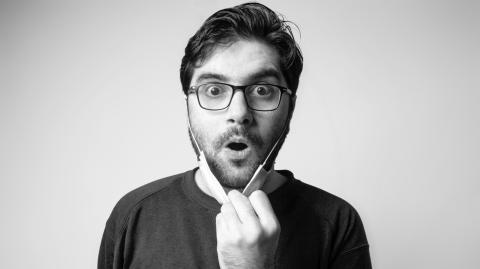 Bart tragen in Corona-Zeiten: Das sagt die Wissenschaft!