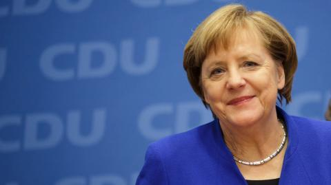 Angela Merkel mit AstraZeneca geimpft