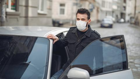 Corona-Pandemie: Wusstest du, dass diese Corona-Regel auch im Auto gilt?