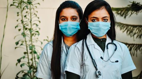 """Indische Variante B.1.617 von WHO als """"besorgniserregend"""" eingestuft"""