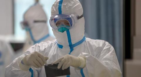 Covid-19: Patient Null Mitarbeiter aus chinesischem Labor?