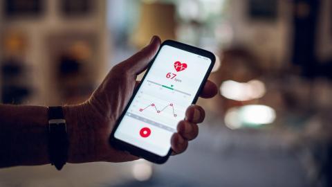 Polizei klingelt bei Mann, als er seine Fitness-App einschaltet