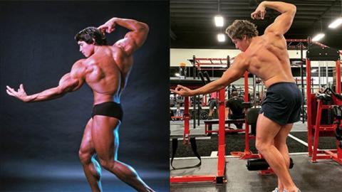 Sohn von Arnold Schwarzenegger: Er sieht seinem Vater körperlich immer ähnlicher