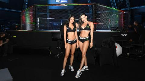 UFC: Eine Pornodarstellerin könnte die Ecke eines MMA-Kämpfers bereichern