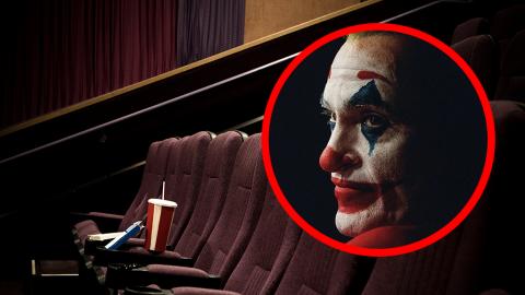 """Premiere von """"Joker"""": Im Kinosaal bricht Panik aus und Zuseherin erleidet Schreckliches"""