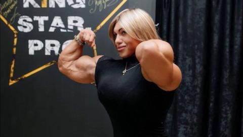 Der weibliche Hulk aus Russland: Entdeckt hier Nataliya Amazonka