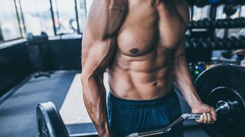 Wie viele Kilo Muskelmasse kann man pro Monat aufbauen?