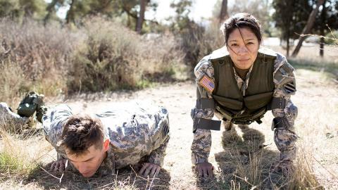 Soldaten in der Eliteeinheit: So heftig sind die Sport-Tests