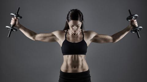 Diese Bodybuilderin zeigt, dass Muskeln auch weiblich sein können