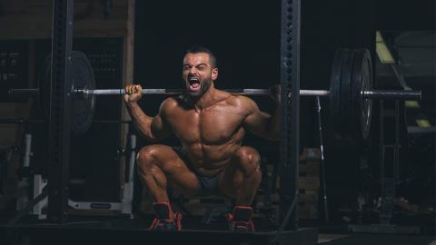 Vernachlässigte Beine: Mit nur zwei Übungen baut ihr eure Beinmuskeln auf