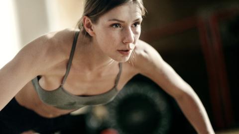 Brust und Po: So weit können Frauen beim Krafttraining ihre Formen beeinflussen