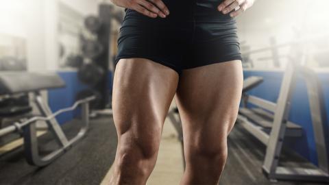 Definierte Beinmuskeln: Mit diesen Tipps trainiert ihr euch Beine wie aus Stahl