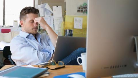 Erektionsstörungen hängen mit der Produktivität am Arbeitsplatz zusammen