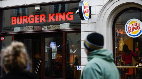 Burger King überrascht mit kurioser Valentinstag-Aktion für Singles