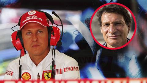 Neue Details zur Klinik-Behandlung von Michael Schumacher