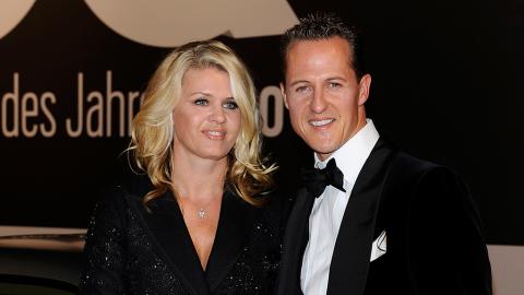 Michael Schumacher: Seine Frau Corinna wendet sich an die Presse und dankt ihm mit ergreifenden Worten