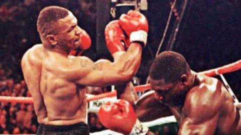 Mike Tyson enthüllt den Grund, warum er niemals in der UFC kämpfen könnte