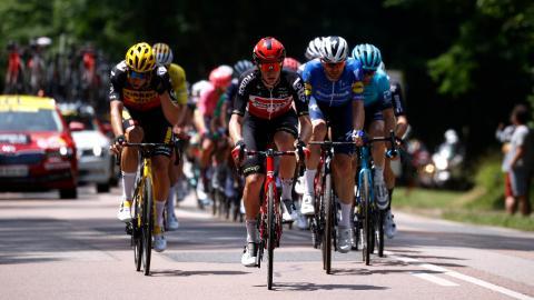 Tour de France 2021: Verantwortliche für Massenunfall wird festgenommen