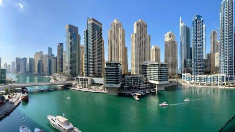 Künstlicher Regen: Dubai benutzt die Technologie, um die Stadt abzukühlen