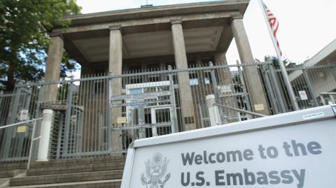 """Ein ungelöster Krimi: """"Havanna-Syndrom"""" jetzt auch bei US-Diplomaten in Berlin"""