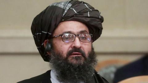 Krise in der Taliban-Regierung: Mitbegründer Baradar auf einmal verschwunden