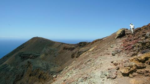 Spanien: Bilder vom Ausbruch des Vulkans Cumbre Vieja auf der Insel La Palma
