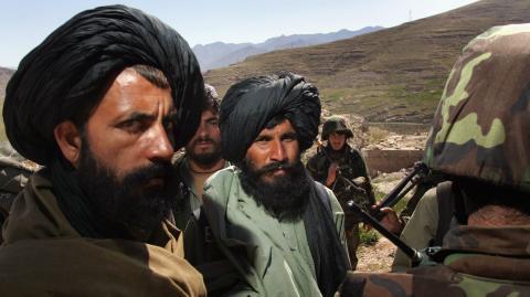 """""""Ein großes Problem für die Welt"""": Taliban bitten um humanitäre Hilfe"""