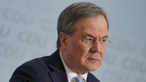 """""""Niemand will Laschet als Kanzler"""" - Seine ungemütliche Situation nach der Bundestagswahl"""