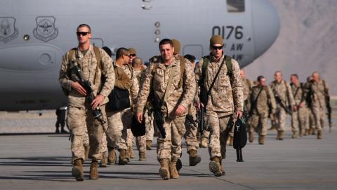 Afghanistan: Erstes Treffen von USA und Taliban seit der Machtübernahme