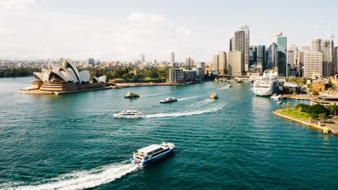 106 Tage Isolation: Sydney beendet seinen Lockdown