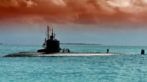 Atomspionage: Ehepaar schmuggelt geheime Informationen zu nuklearen U-Booten in Sandwiches