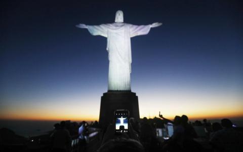 Cristo Redentor: Die berühmteste Christusstatue der Welt wird 90!