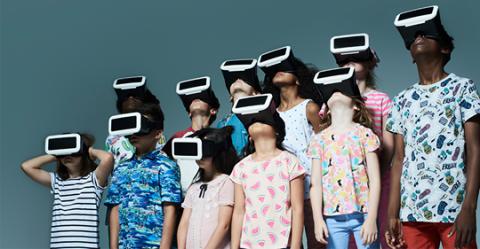 Dies geschieht, wenn virtuelle Realität bei der OP von Kindern eingesetzt wird
