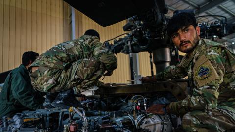 Vormarsch der Taliban: Pentagon sendet 3.000 US-Soldaten zur Evakuierung nach Afghanistan