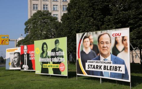 Bundestagswahl: Das sind drei verschiedene Koalitionen, die nach der Wahl möglich sind