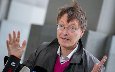"""Regulierte Abgabe"" an Erwachsene: Lauterbach schwenkt um bei Cannabis-Legalisierung"
