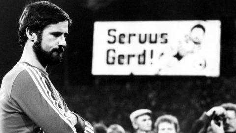 """""""Wir waren wie Brüder!"""" - So trauert die Fußball-Welt um Gerd Müller"""