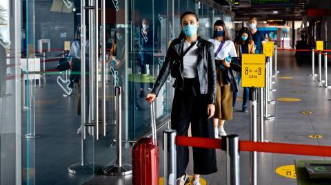 Mallorca: Ungeimpfte müssen sich zukünftig am Flughafen in eine Extra-Schlange einreihen