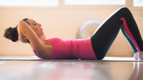 Coregasm: So können Frauen beim Sport zum Orgasmus kommen
